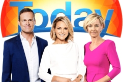 Deb Knight 'slightly terrified' about Today Show task