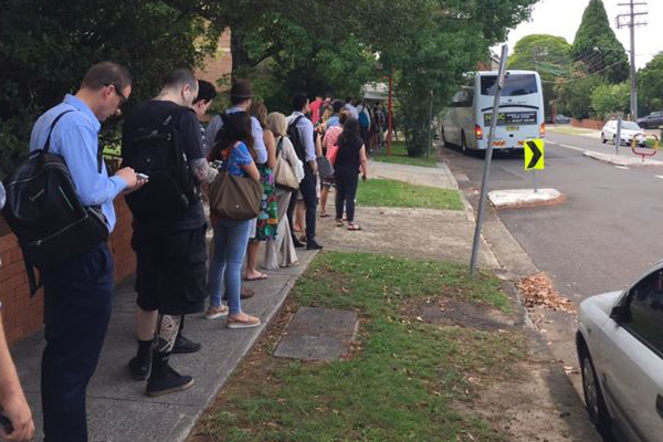 Article image for Sydney transport descends into chaos… again