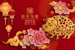What is Chinese New Year & The Year of The Pig?