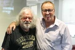 Brian Cadd produced his new album in three days, but there was ONE important condition