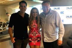 LISTEN | Country musician Christie Lamb performs new single