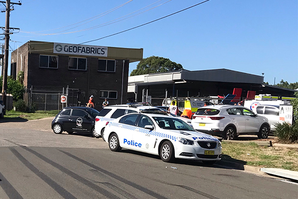 Article image for One dead, four injured after electrical incident at Moorebank