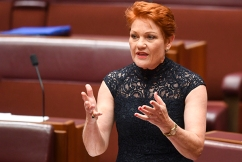 Pauline Hanson calls for entire $4.2b foreign aid budget to be redirected
