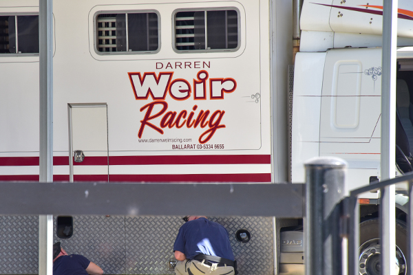 Article image for Racing boss takes 'immediate action' on Darren Weir allegations
