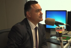 John Barilaro responds to accusations he's meddling in the Eden-Monaro by-election