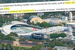 Revealed   Independent stadium certifier disproves 'misinformed' claims by Michael Daley