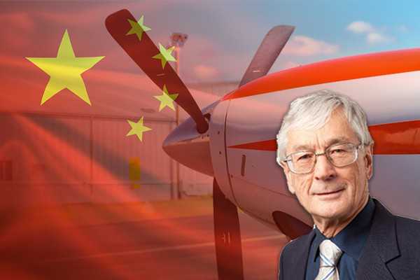 Article image for 'It's happening everywhere': China buying Australian flying schools