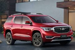 Holden to put more emphasis on its SUV line-up