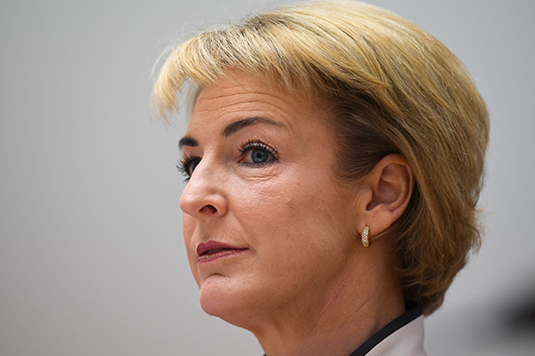 Article image for Living wage: 'Bill Shorten is playing politics' says Michaelia Cash