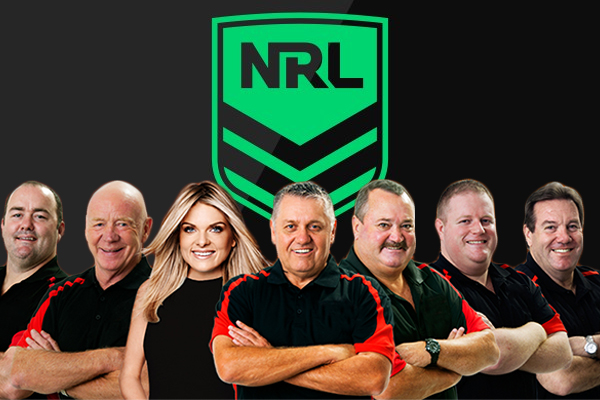 Article image for Rugby League is back and so is The Continuous Call Team