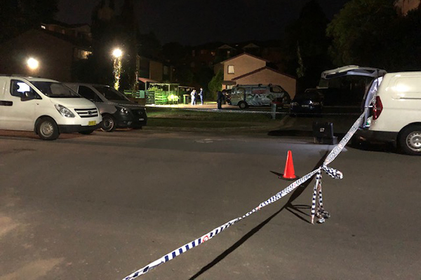 Article image for Man barricades himself inside unit after stabbing neighbour to death, North Parramatta