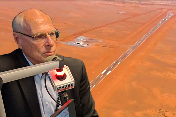 Article image for 'Ridiculous in every sense': Jim Molan tears down Clive Palmer's latest lies