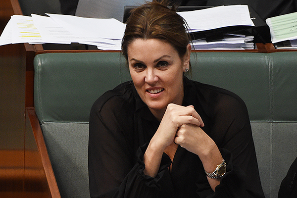 Article image for Peta Credlin says Deputy PM 'on life support'