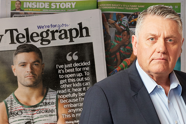 Article image for 'I have never seen a better story': The yarn Ray Hadley is urging everybody to read