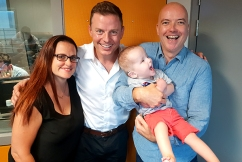 'Our little miracle': Help raise money for Archie