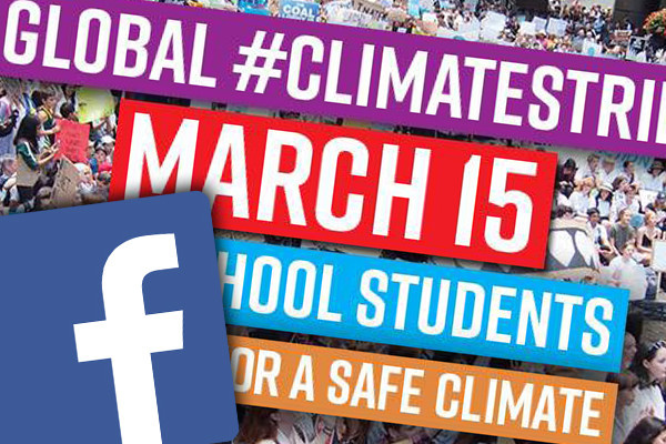 Article image for 'Student-led' climate protests actually organised by adult activists