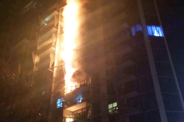 Article image for Expert claims Australian governments have ignored cladding warnings for decades