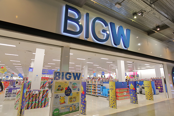 Article image for Big W set to close 30 stores