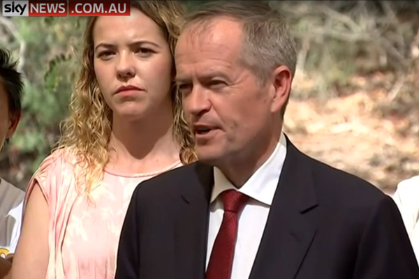 Article image for WATCH | Bill Shorten's horror day, repeatedly called out for 'tax lies'