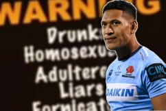 SACKED | Rugby Australia terminate Israel Folau's contract after homophobic rant