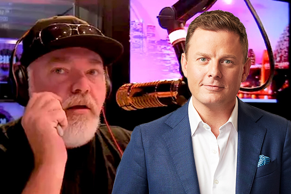 Article image for 'The bloke's mad!' Ben Fordham responds to Kyle Sandilands