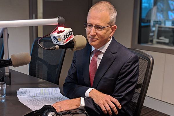 Article image for Alan Jones grills Social Services Minister Paul Fletcher about NDIS problems