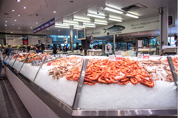 Article image for Large crowds expected at Sydney Fish Market