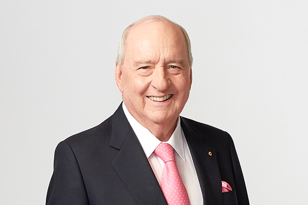 Article image for 'Hope for the future': Alan Jones praises year 12 student