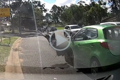 WATCH | Police release confronting video of 12yo boy hit by car