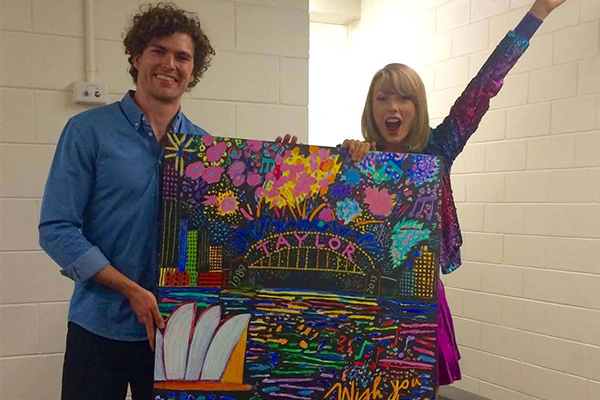 taylor painting