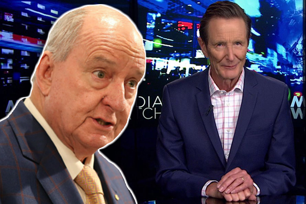 Article image for Alan Jones slams Media Watch and 'the grub who is in charge'
