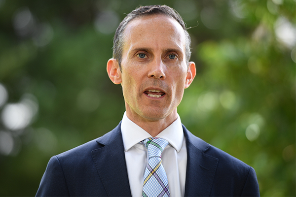 Article image for 'Not lose that steel for reform': Andrew Leigh looks to Labor's future