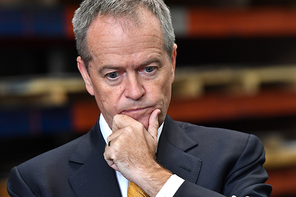 Article image for GPs reject Bill Shorten's $200m gift to big business