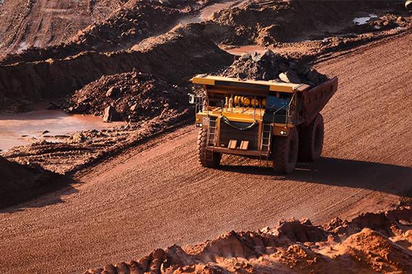 Article image for Australia's economic boom from iron ore exports
