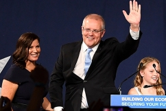 Morrison's miracle: Coalition claims victory, Shorten resigns