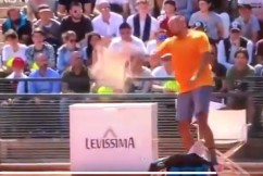 'He needs medication': Nick Kyrgios reaches new low with extraordinary meltdown, walk-off