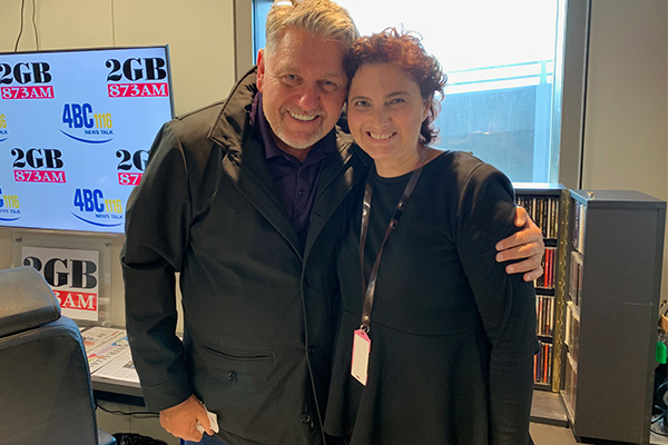 Article image for The emotional interview that brought Ray Hadley to tears