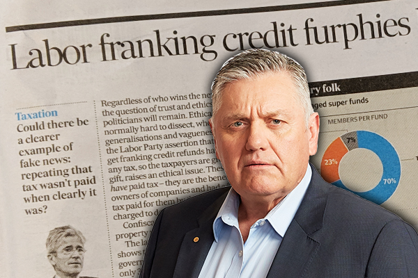 Article image for Ray Hadley urges everybody to read this article explaining franking credits