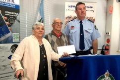 Elderly couple scammed out of life savings get their money back