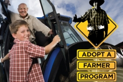DONATE | Adopt a drought-affected farmer