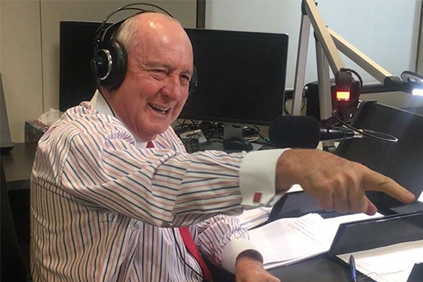 Article image for Alan Jones dispels rumours about his contract negotiations