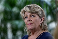 Bravehearts founder Hetty Johnston calls for royal commission into Family Court
