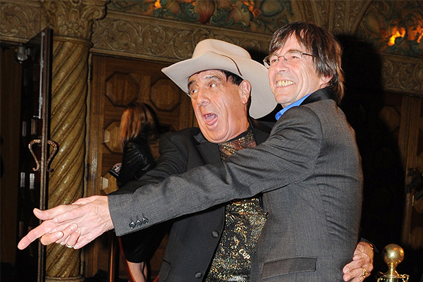 Article image for John Paul Young recalls the first time he met Molly Meldrum