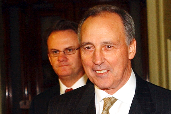 Article image for 'Peter Dutton is saving lives': Mark Latham defends MP after Keating's attack