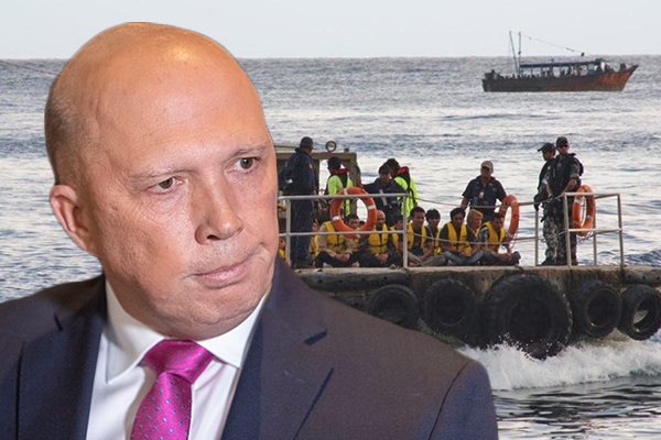 Article image for 'Not the only vessel we're worried about': Minister admits more illegal boats could be on the way