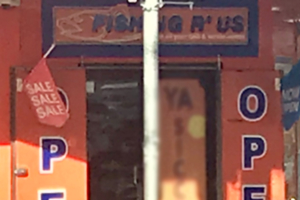 Article image for The offensive shop sign police want removed