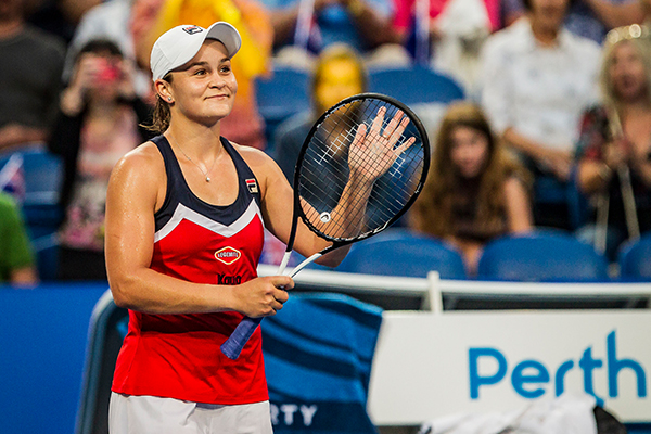 Article image for Tennis champion slams Ash Barty and insults all Australians