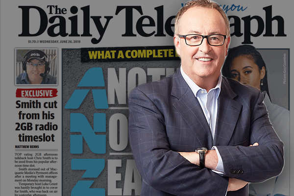 Article image for Chris Smith responds to speculation over his future at Macquarie Radio