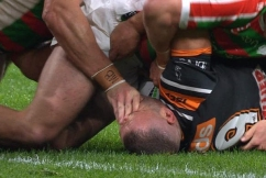 'Disturbing in the extreme': Experts condemn abhorrent act in last night's NRL