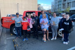 Fan Day – McDonalds Waterloo